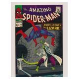 MARVEL COMICS AMAZING SPIDER-MAN #44 SILVER AGE