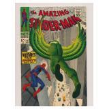 MARVEL COMICS AMAZING SPIDER-MAN #48 SILVER AGE