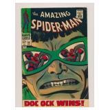 MARVEL COMICS AMAZING SPIDER-MAN #55 SILVER AGE