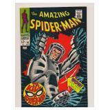 MARVEL COMICS AMAZING SPIDER-MAN #58 SILVER AGE