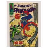 MARVEL COMICS AMAZING SPIDER-MAN #53 SILVER AGE