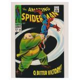 MARVEL COMICS AMAZING SPIDER-MAN #60 SILVER AGE