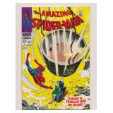 MARVEL COMICS AMAZING SPIDER-MAN #61 SILVER AGE