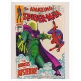 MARVEL COMICS AMAZING SPIDER-MAN #66 SILVER AGE