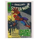 MARVEL COMICS AMAZING SPIDER-MAN #65 SILVER AGE