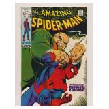 MARVEL COMICS AMAZING SPIDER-MAN #69 SILVER AGE