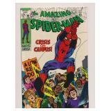 MARVEL COMICS AMAZING SPIDER-MAN #68 SILVER AGE
