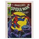 MARVEL COMICS AMAZING SPIDER-MAN #70 SILVER AGE