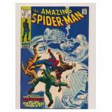 MARVEL COMICS AMAZING SPIDER-MAN #74 SILVER AGE