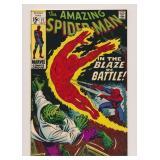 MARVEL COMICS AMAZING SPIDER-MAN #77 SILVER AGE