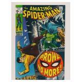 MARVEL COMICS AMAZING SPIDER-MAN #79 SILVER AGE
