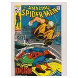 MARVEL COMICS AMAZING SPIDER-MAN #81 SILVER AGE