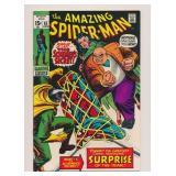 MARVEL COMICS AMAZING SPIDER-MAN #85 SILVER AGE