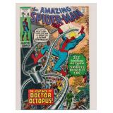 MARVEL COMICS AMAZING SPIDER-MAN #88 SILVER AGE