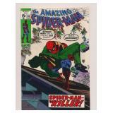 MARVEL COMICS AMAZING SPIDER-MAN #90 SILVER AGE