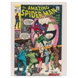 MARVEL COMICS AMAZING SPIDER-MAN #91 SILVER AGE
