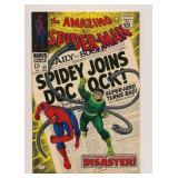 MARVEL COMICS AMAZING SPIDER-MAN #56 SILVER AGE