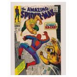 MARVEL COMICS AMAZING SPIDER-MAN #57 SILVER AGE