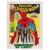 MARVEL COMICS AMAZING SPIDER-MAN #87 SILVER AGE