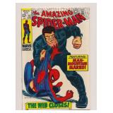 MARVEL COMICS AMAZING SPIDER-MAN #73 SILVER AGE