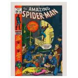 MARVEL COMICS AMAZING SPIDER-MAN #96 SILVER AGE