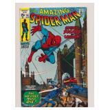 MARVEL COMICS AMAZING SPIDER-MAN #95 SILVER AGE