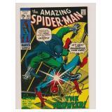MARVEL COMICS AMAZING SPIDER-MAN #93 SILVER AGE