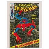 MARVEL COMICS AMAZING SPIDER-MAN #100 SILVER AGE