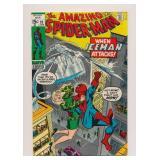 MARVEL COMICS AMAZING SPIDER-MAN #92 SILVER AGE