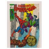 MARVEL COMICS AMAZING SPIDER-MAN #97 SILVER AGE