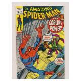 MARVEL COMICS AMAZING SPIDER-MAN #98 SILVER AGE
