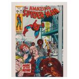 MARVEL COMICS AMAZING SPIDER-MAN #99 SILVER AGE