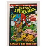 MARVEL COMICS AMAZING SPIDER-MAN #104 BRONZE AGE