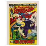 MARVEL COMICS AMAZING SPIDER-MAN #109 BRONZE AGE
