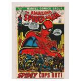MARVEL COMICS AMAZING SPIDER-MAN #112 BRONZE AGE