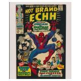 MARVEL COMICS BRAND ECHH #2 SILVER AGE