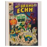 MARVEL COMICS BRAND ECHH #4 SILVER AGE
