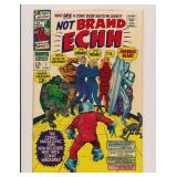 MARVEL COMICS BRAND ECHH #1 SILVER AGE-KEY
