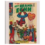 MARVEL COMICS NOT BRAND ECHH #6 SILVER AGE