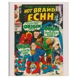 MARVEL COMICS NOT BRAND ECHH #7 SILVER AGE