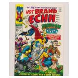 MARVEL COMICS NOT BRAND ECHH #8 SILVER AGE