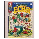 MARVEL COMICS NOT BRAND ECHH #9 SILVER AGE