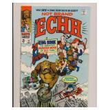 MARVEL COMICS NOT BRAND ECHH #11 SILVER AGE