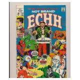 MARVEL COMICS NOT BRAND ECHH #12 SILVER AGE