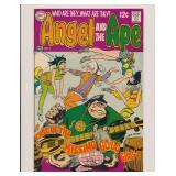 DC COMICS ANGEL & THE APE #1 SILVER AGE
