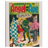 DC COMICS ANGEL & THE APE #2 SILVER AGE