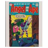 DC COMICS ANGEL & THE APE #3 SILVER AGE