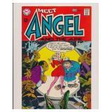 DC COMICS ANGEL & THE APE #4 SILVER AGE