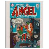 DC COMICS ANGEL & THE APE #5 SILVER AGE