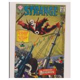 DC STRANGE ADVENTURES #205 SILVER AGE- KEY